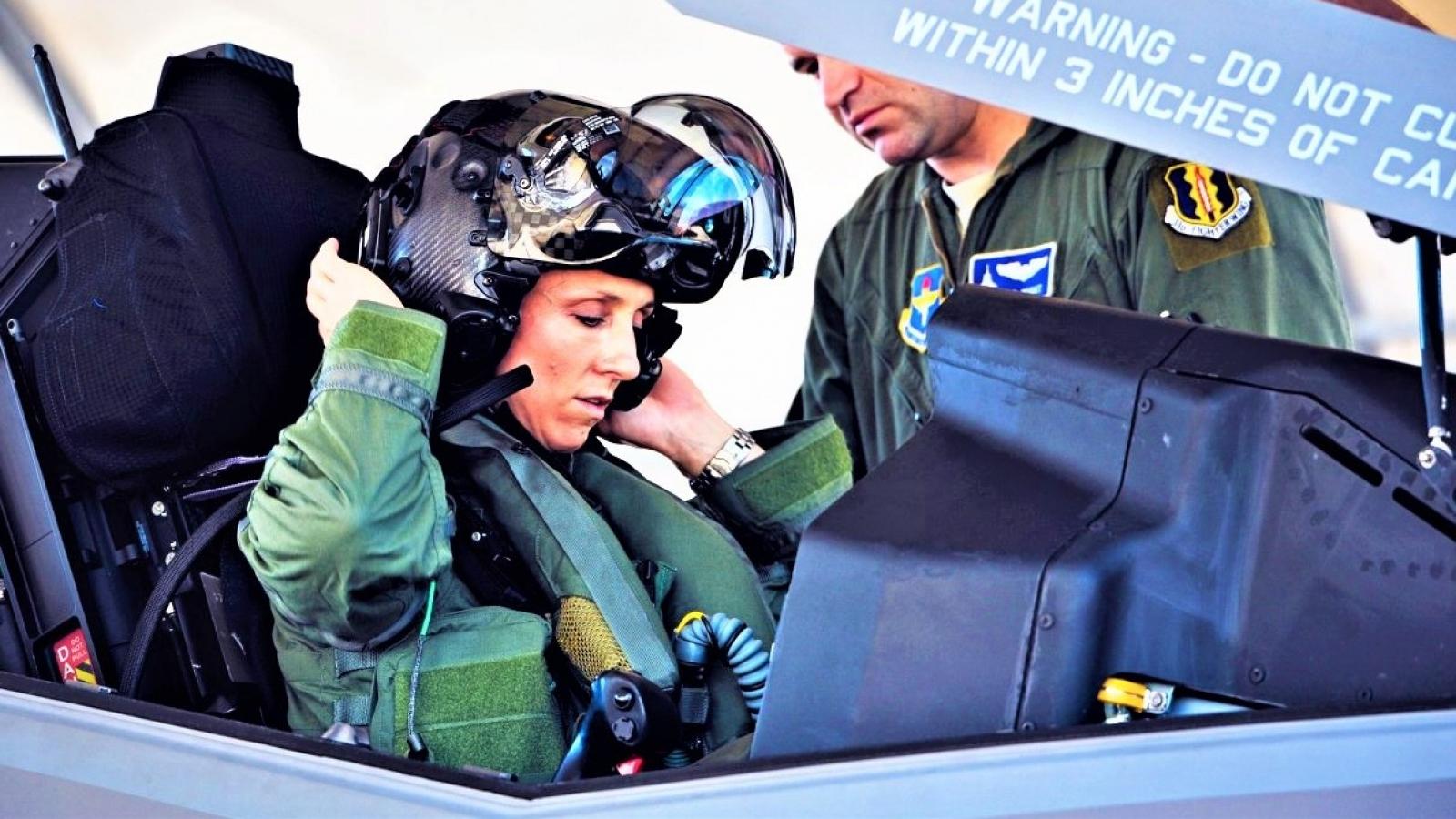 Mỹ thay đổi yêu cầu phát triển máy bay chiến đấu