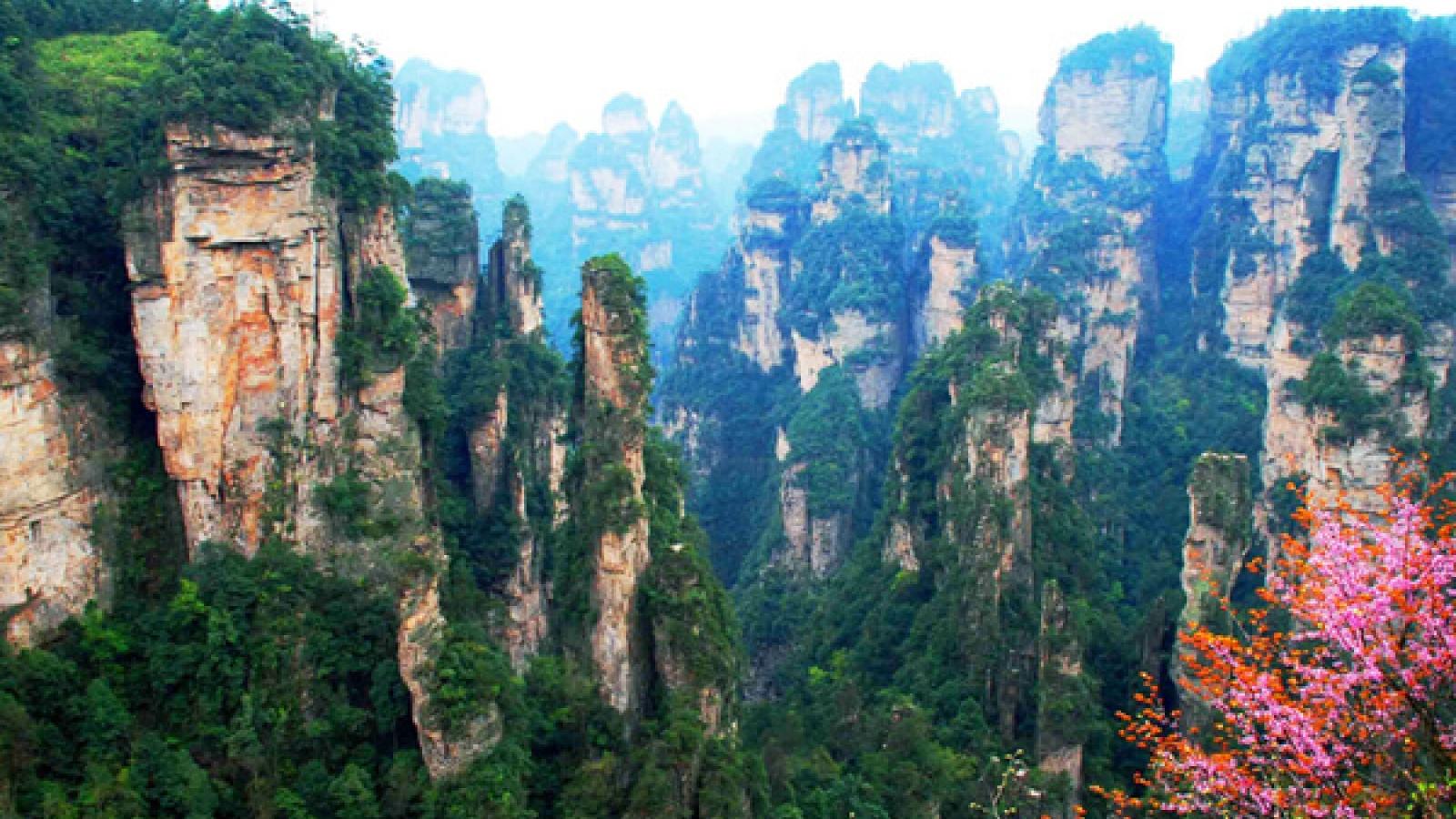 10 địa danh đẹp nhất ở Trung Quốc ai cũng ao ước đến một lần