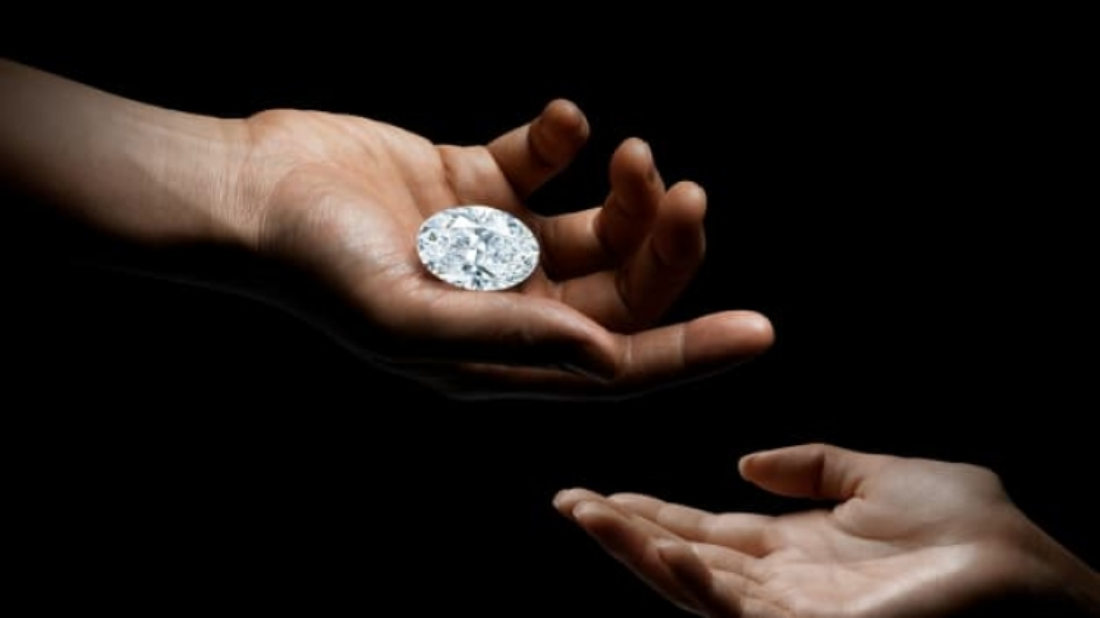 Viên kim cương giá trị nhất được bán đấu giá