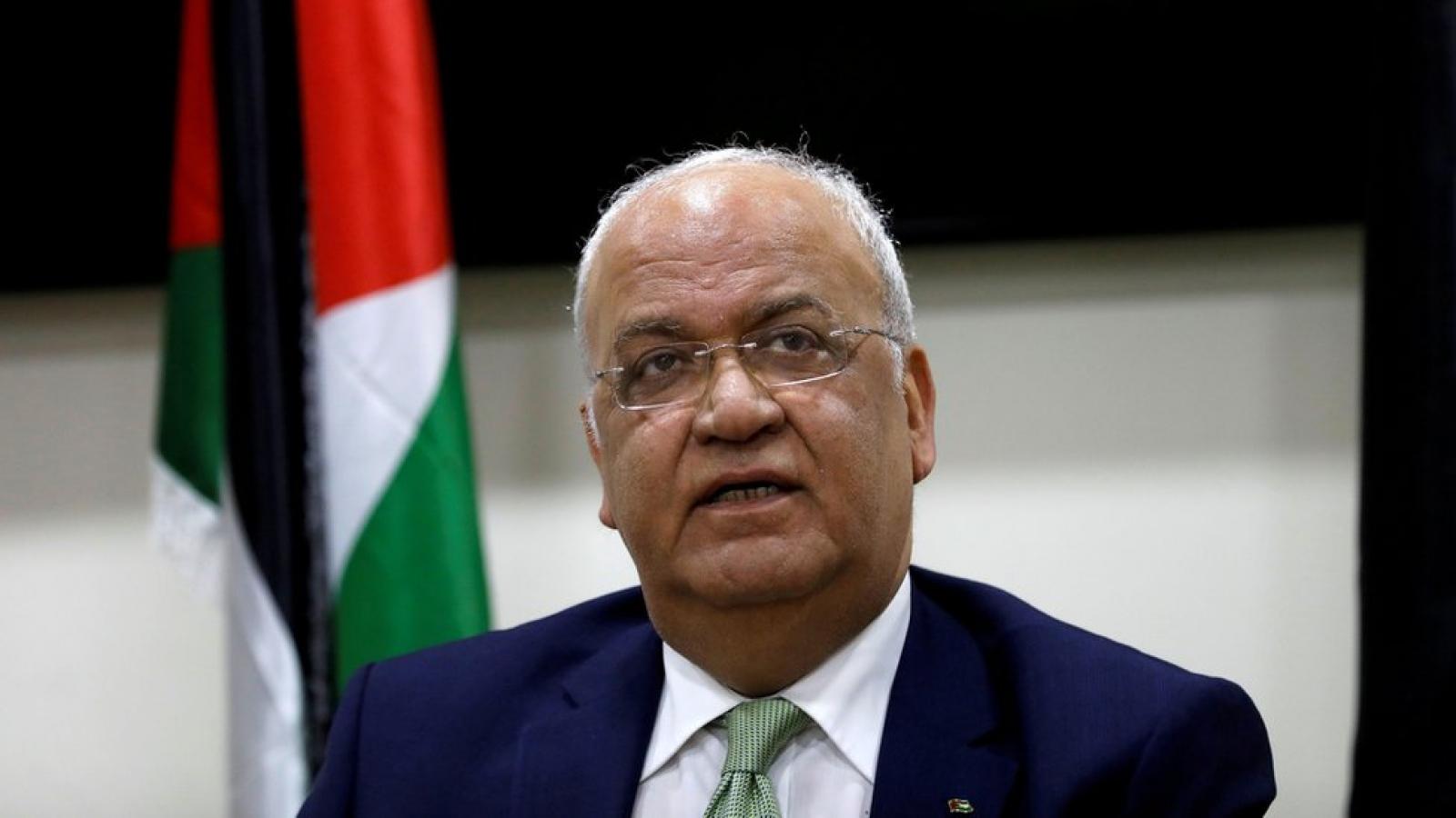 Palestine: Tổng thư ký PLO nhập viện Israel do mắc Covid-19 nặng