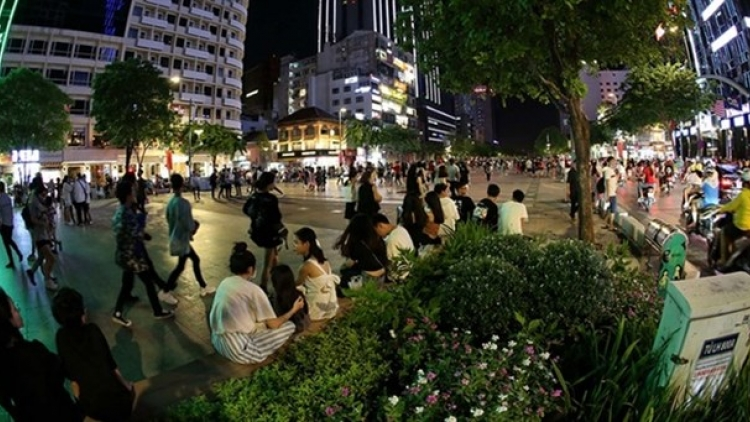 HCM City plans to open more pedestrian streets