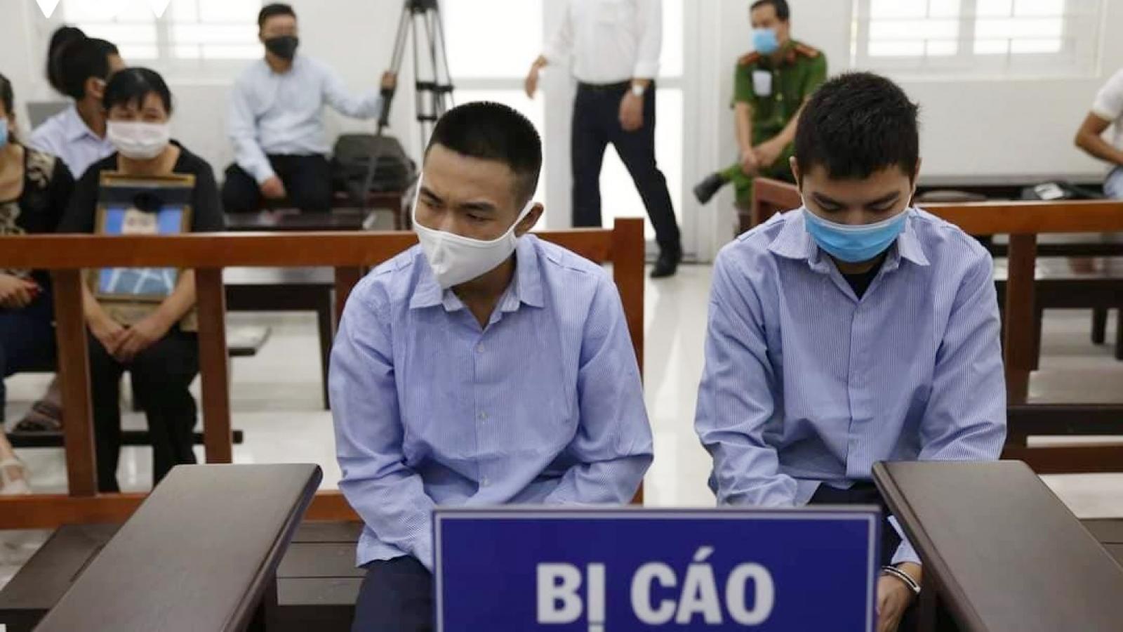 Án tử hình cho hai bị cáo giết nam sinh chạy Grab để cướp xe tại Hà Nội