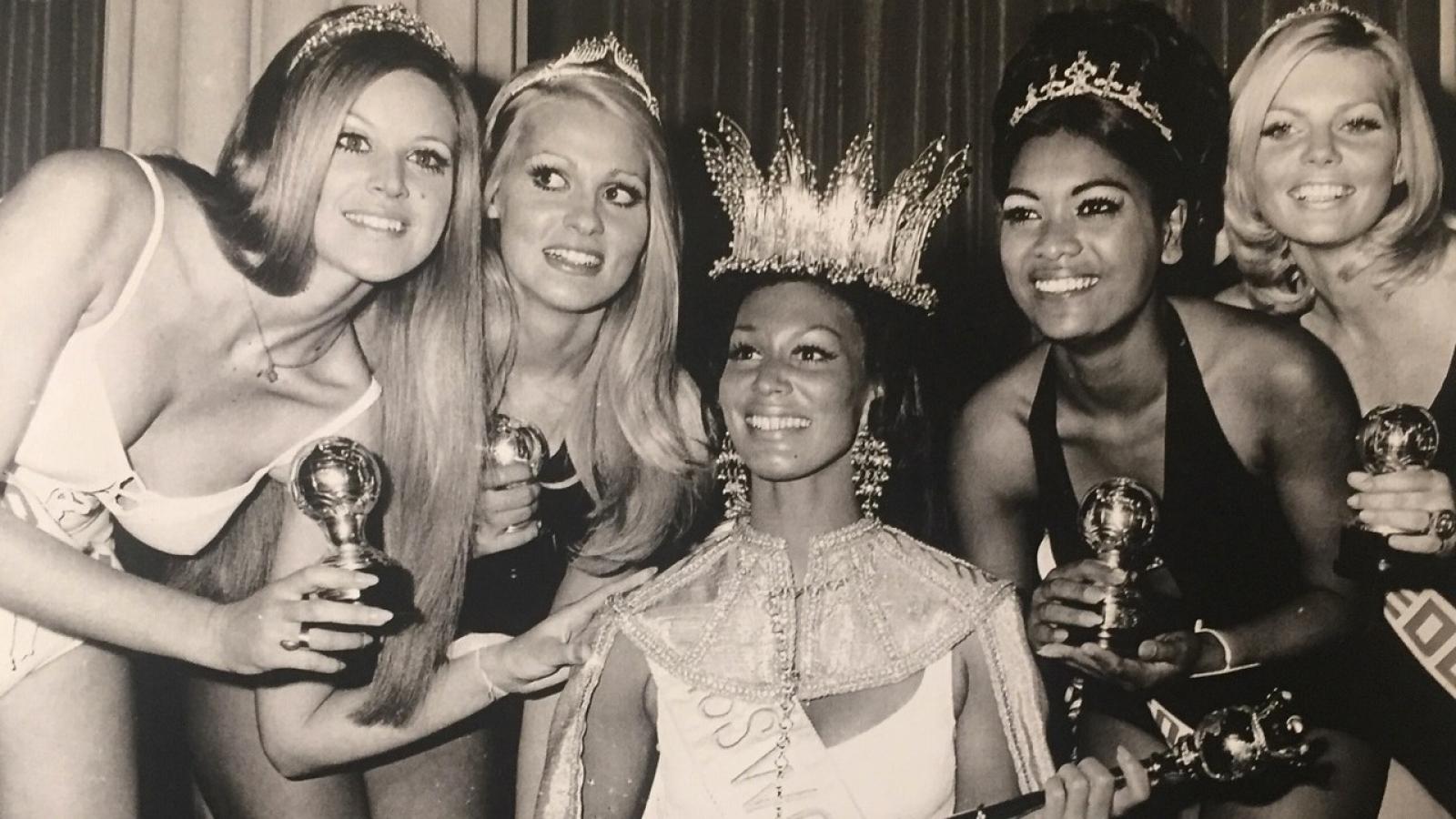Cuộc thi Hoa hậu thế giới nửa thế kỷ trước: Vụ tai tiếng tạo dấu mốc lịch sử