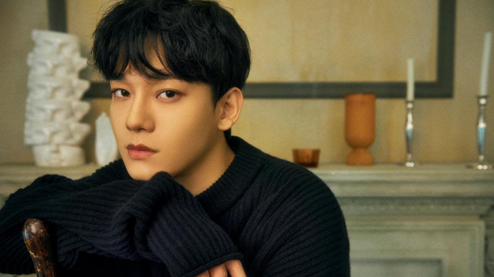 Vừa phát hành ca khúc mới, Chen (EXO) công bố ngày nhập ngũ