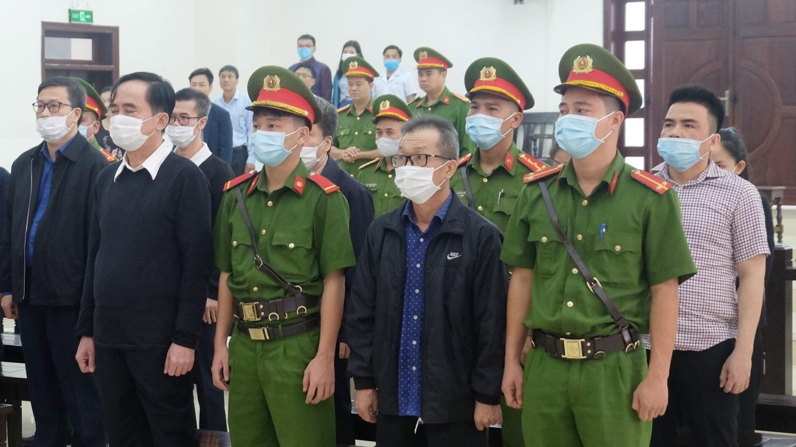 Hai cựu Phó Tổng Giám đốc BIDV bị đề nghị mức án 6-7 năm tù
