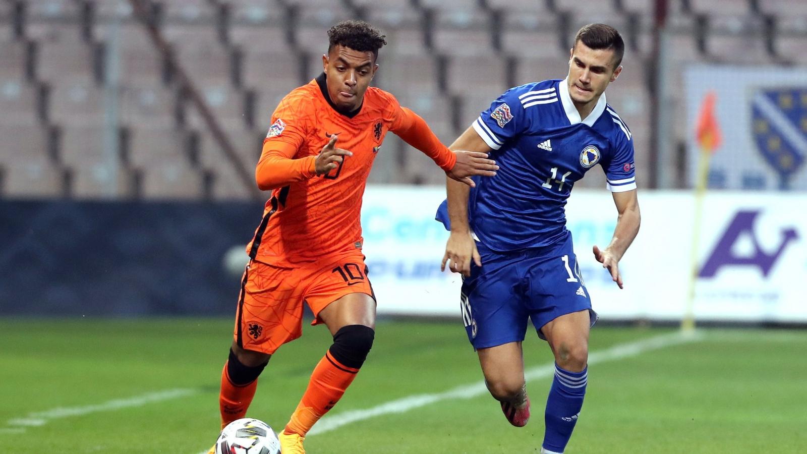 Thi đấu nhạt nhòa, Hà Lan hòa thất vọng Bosnia ở UEFA Nations League