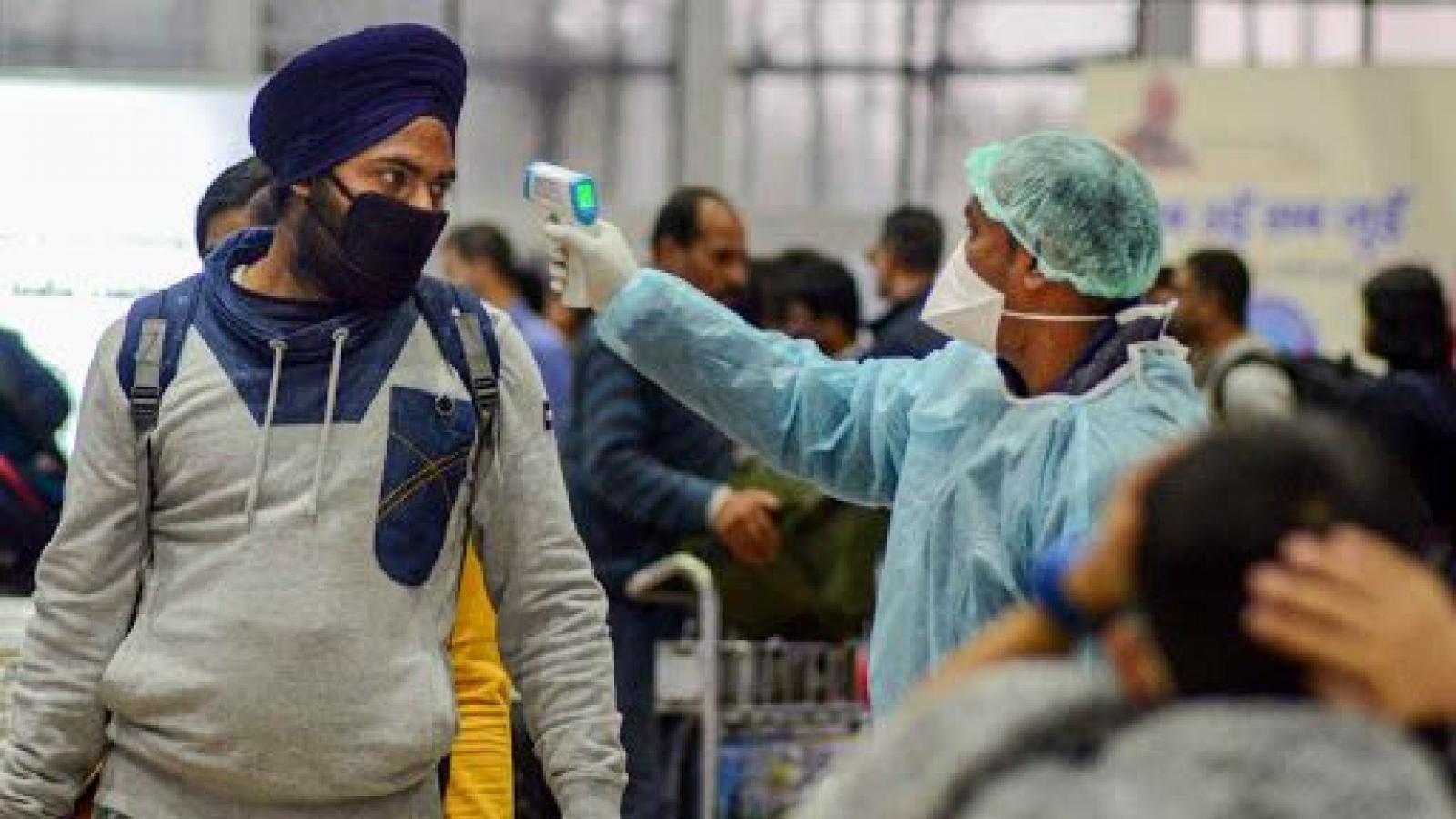 Covid-19 tăng nhanh, Ấn Độ xác định 300 triệu người đầu tiên sẽ được tiêm vaccine