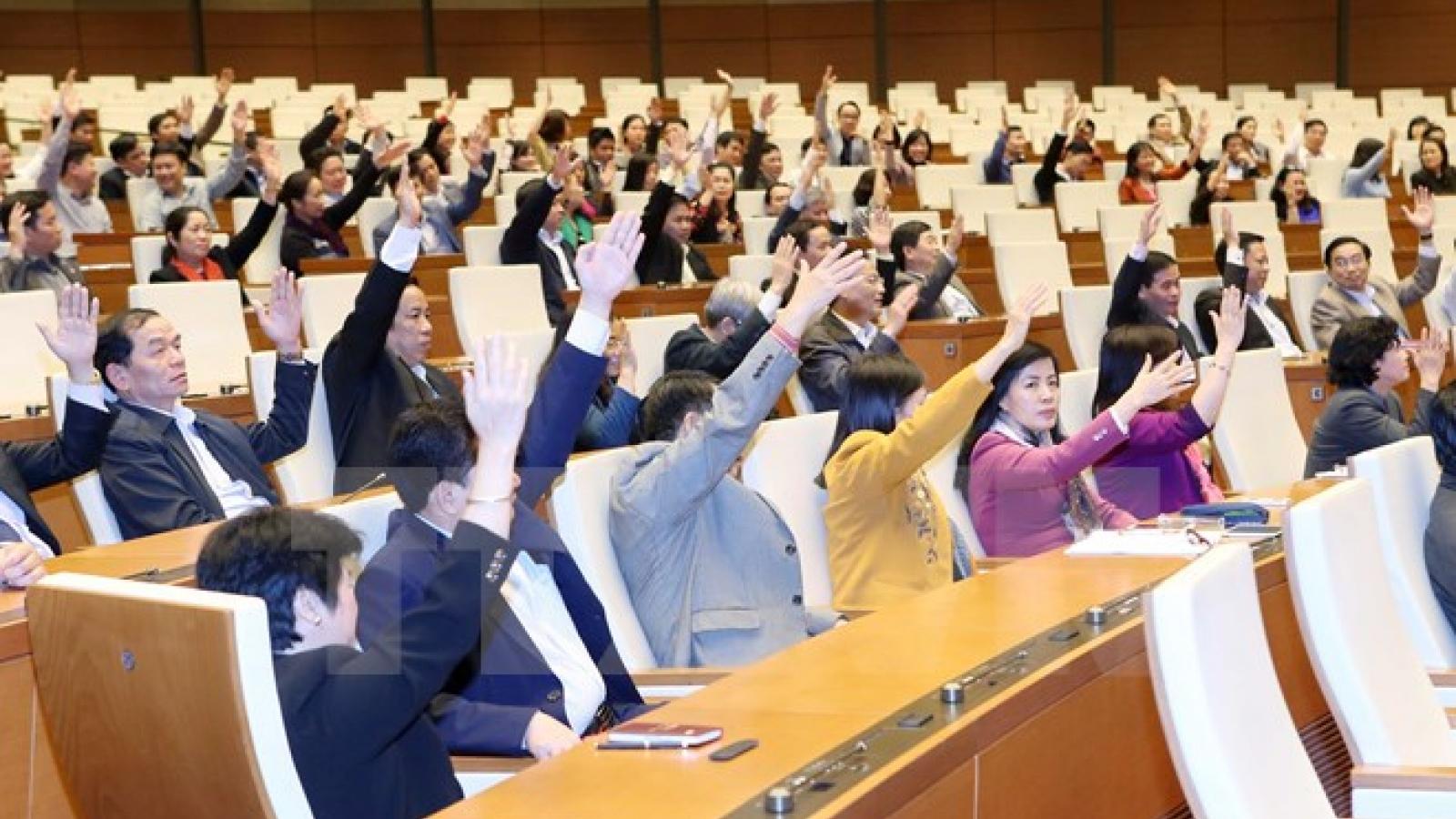 """""""Mong đại biểu Quốc hội góp ý sâu sắc vào Dự thảo văn kiện trình Đại hội XIII"""""""