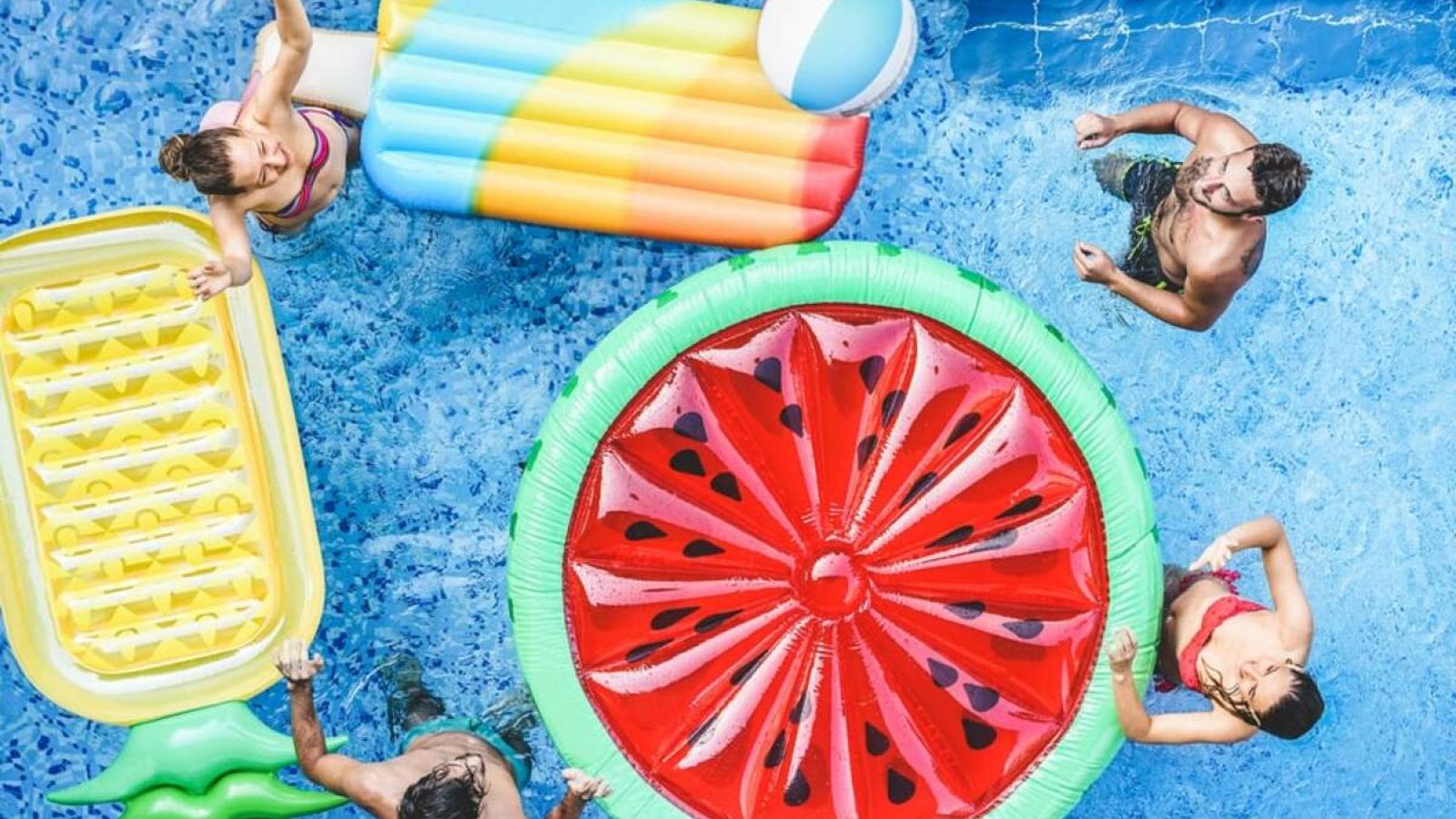 Lợi ích của bơi lội đối với sức khỏe