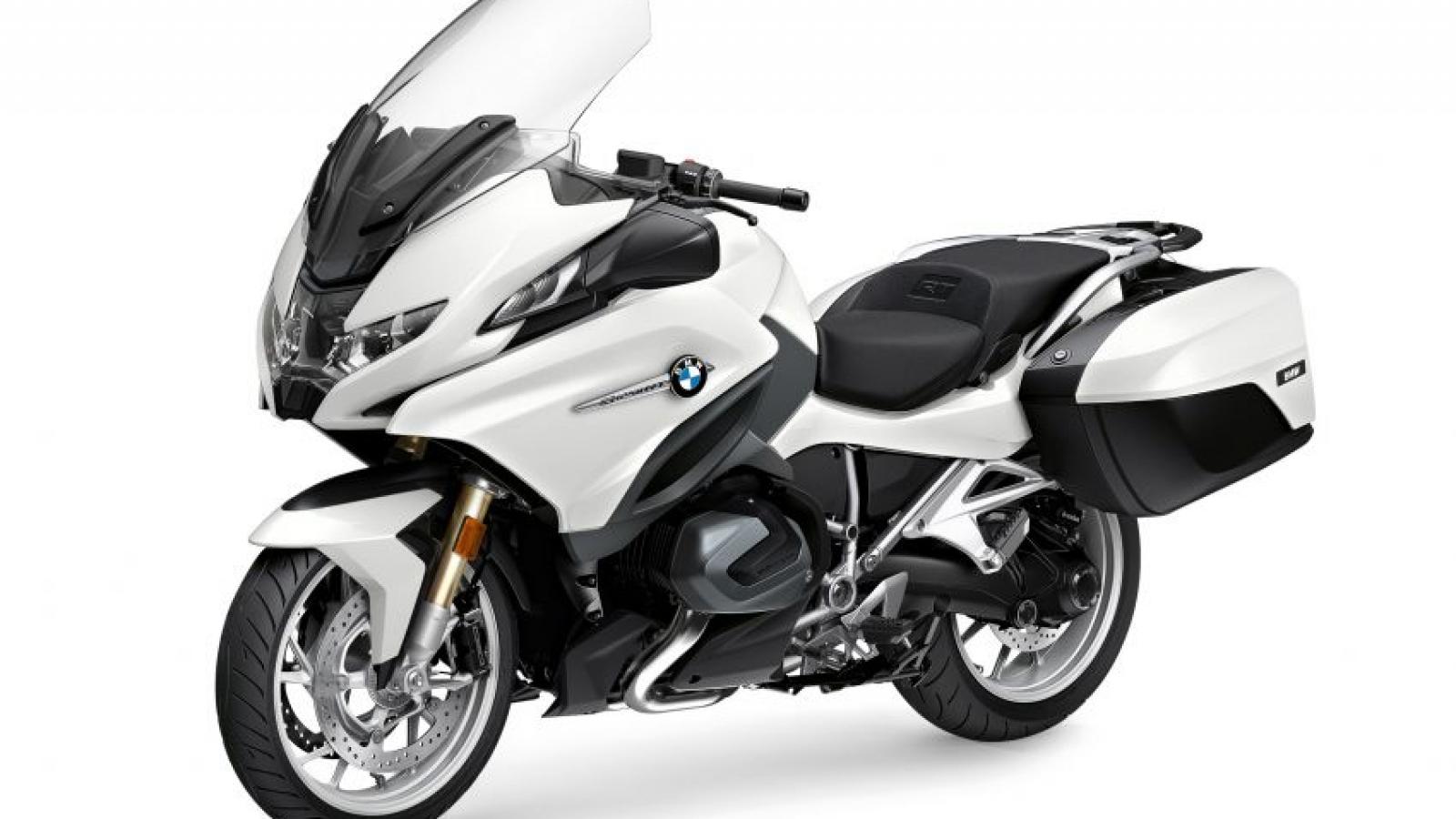 BMW R1250RT 2021 được nâng cấp với hàng loạt công nghệ