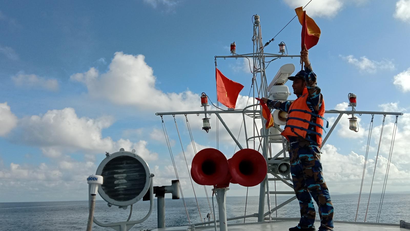 Điểm sáng đối ngoại quốc phòng - giữ gìn an ninh biển, đảo Tây Namcủa Tổ quốc