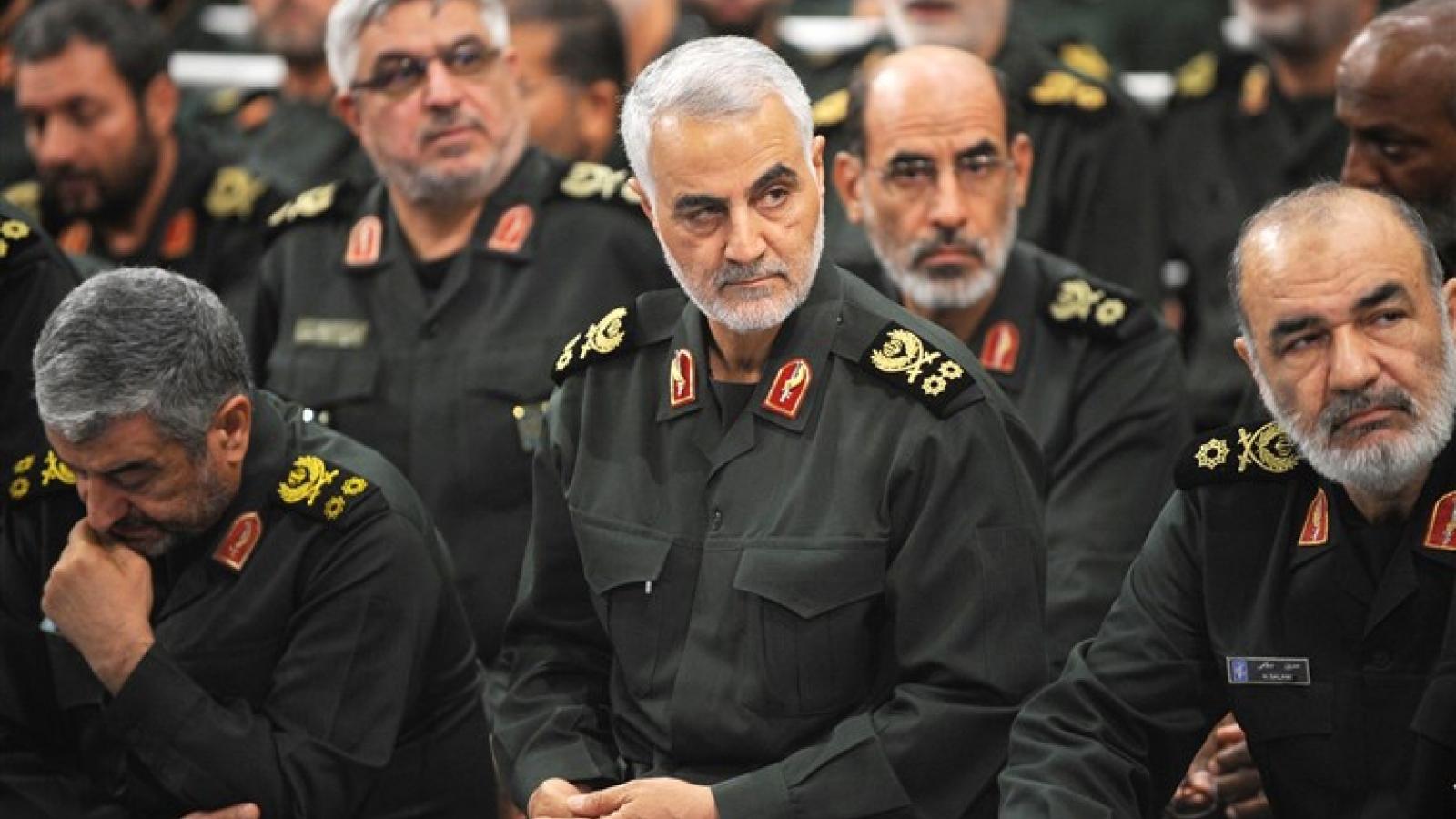 Mỹ cảnh báo quan chức Lầu Năm Góc có thể là mục tiêu trả đũa của Iran