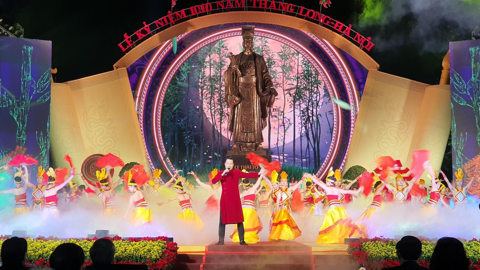 Chương trình nghệ thuật đặc biệt kỷ niệm 1010 năm Thăng Long - Hà Nội