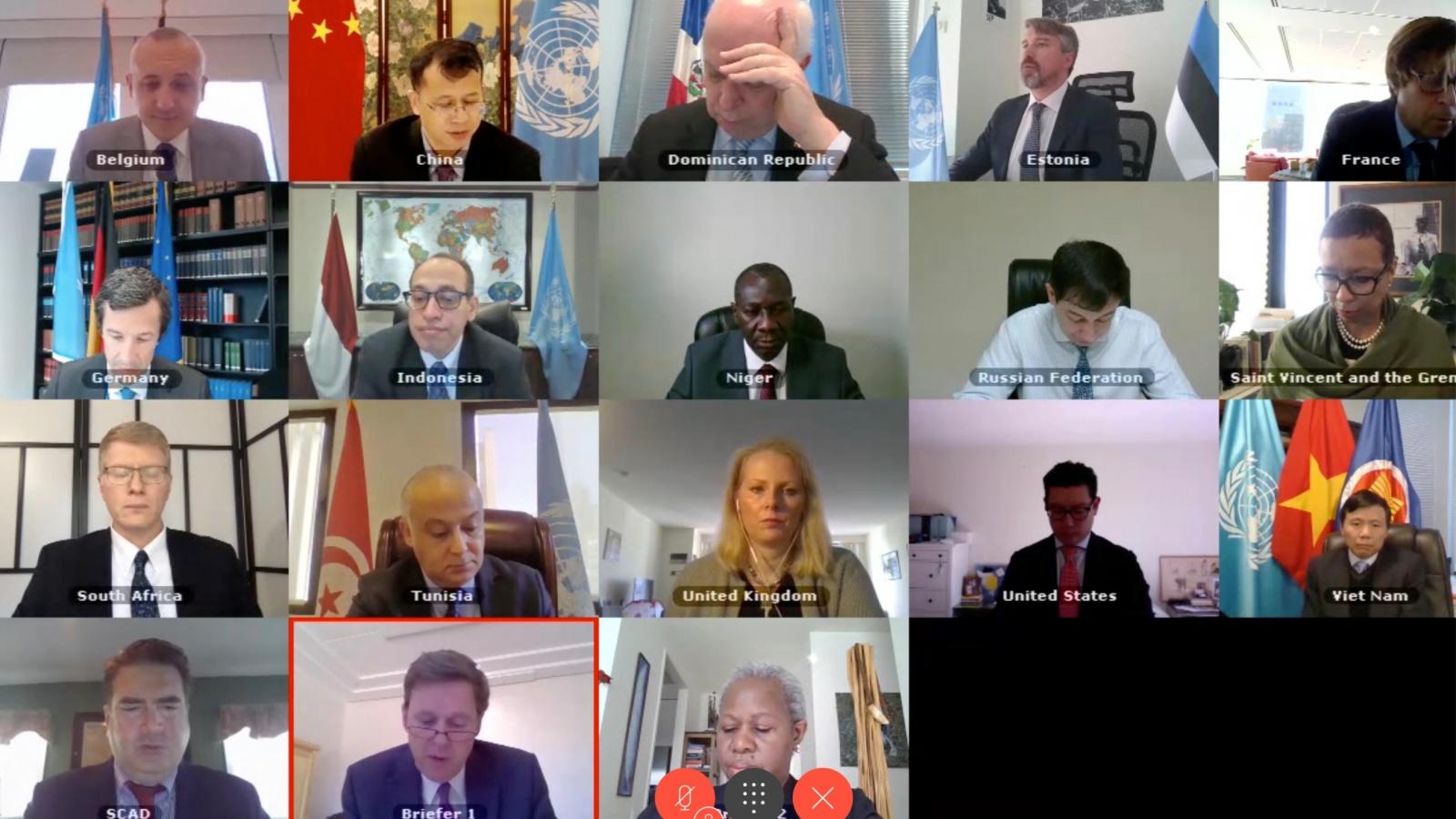Liên Hợp Quốc kêu gọi các bên liên quan tôn trọng lệnh ngừng bắn ở Tây Sahara