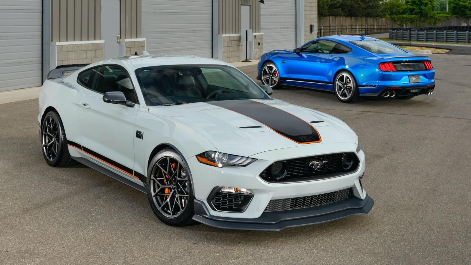 Ford Mustang Mach 1 sẽ được bán rộng rãi trên toàn thế giới