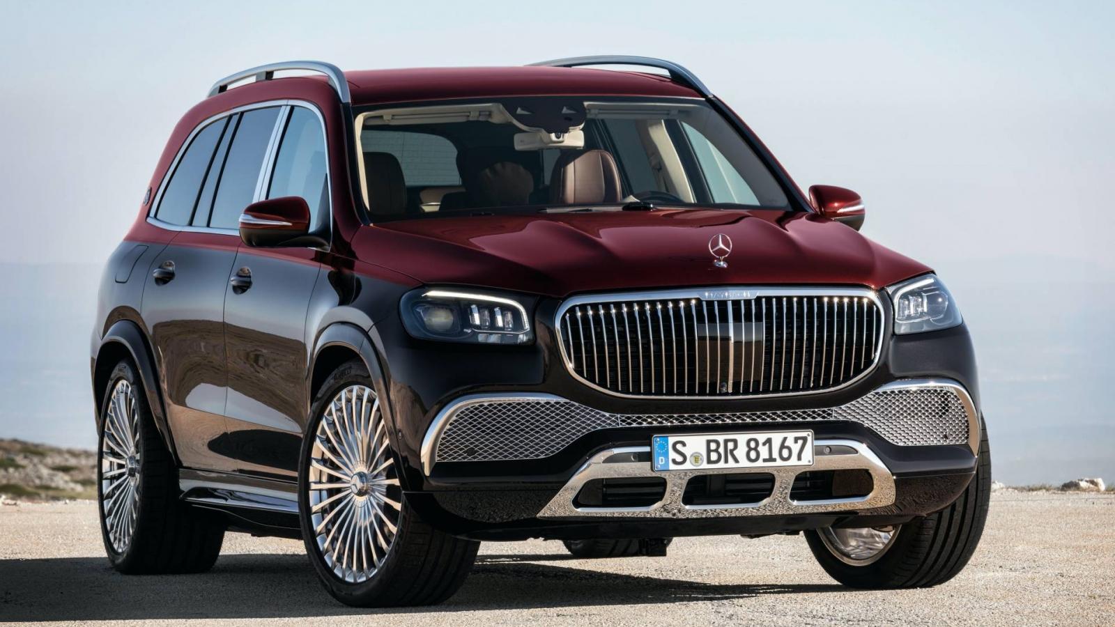 Mercedes-Maybach GLS 600 giá hơn 160.000 USD sang trọng cỡ nào?