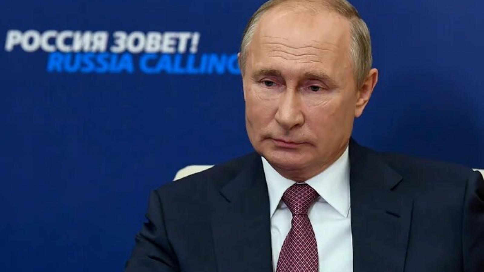 Tổng thống Nga Putin đưa ra giải pháp cho cuộc xung đột ở Nagorno-Karabakh