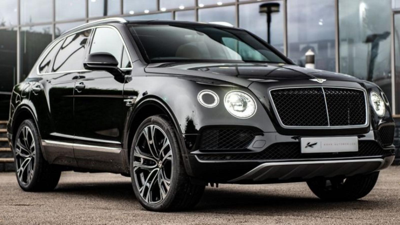 """Bentley Bentayga V8 Centenary """"ngầu hơn"""" sau khi được độ bởi Project Kahn"""