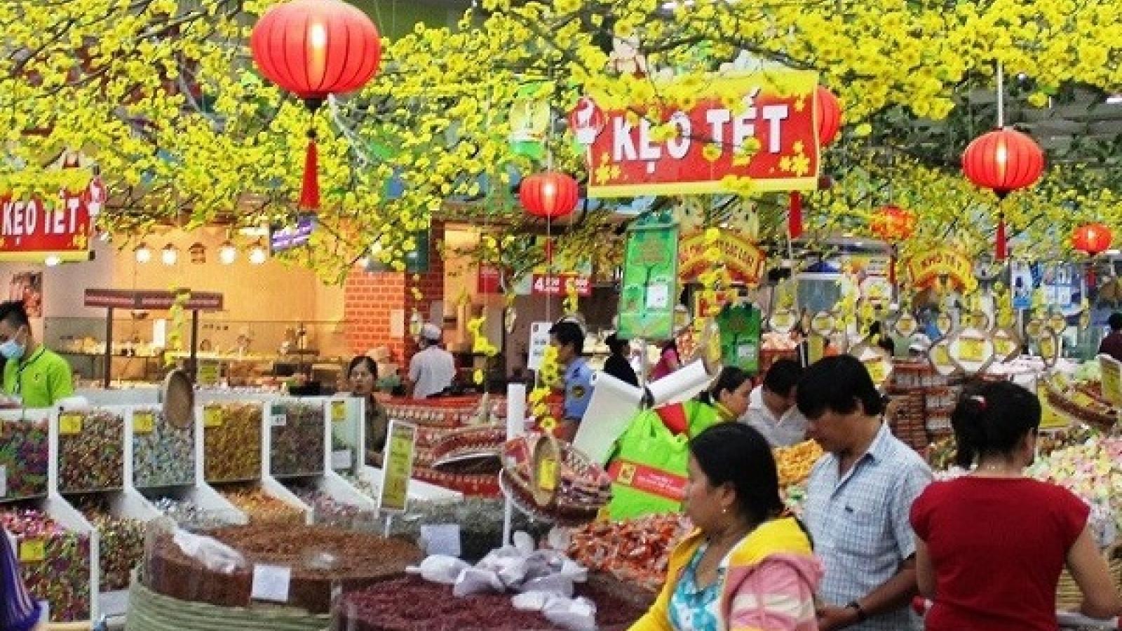 Hà Nội có 28 điểm hỗ trợ các địa phương bán hàng Tết