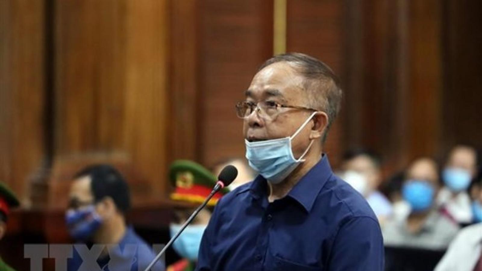 Nguyên Phó Chủ tịch UBND TP.HCM Nguyễn Thành Tài tiếp tục bị truy tố