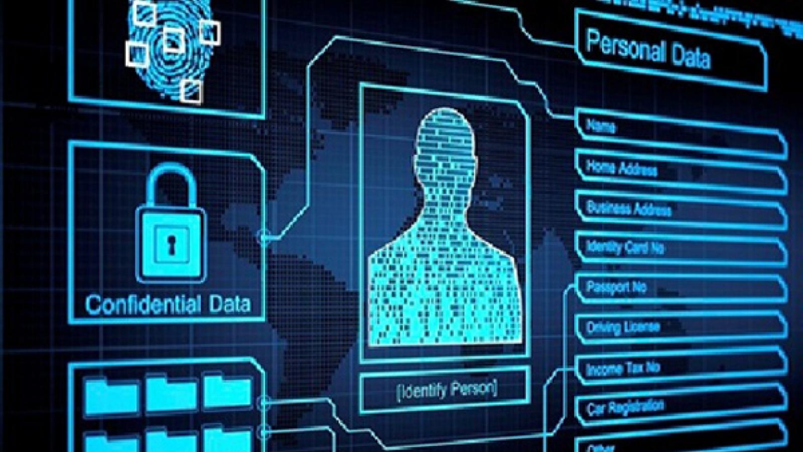 Thông tin cá nhân phải được coi là tài sản để được bảo vệ