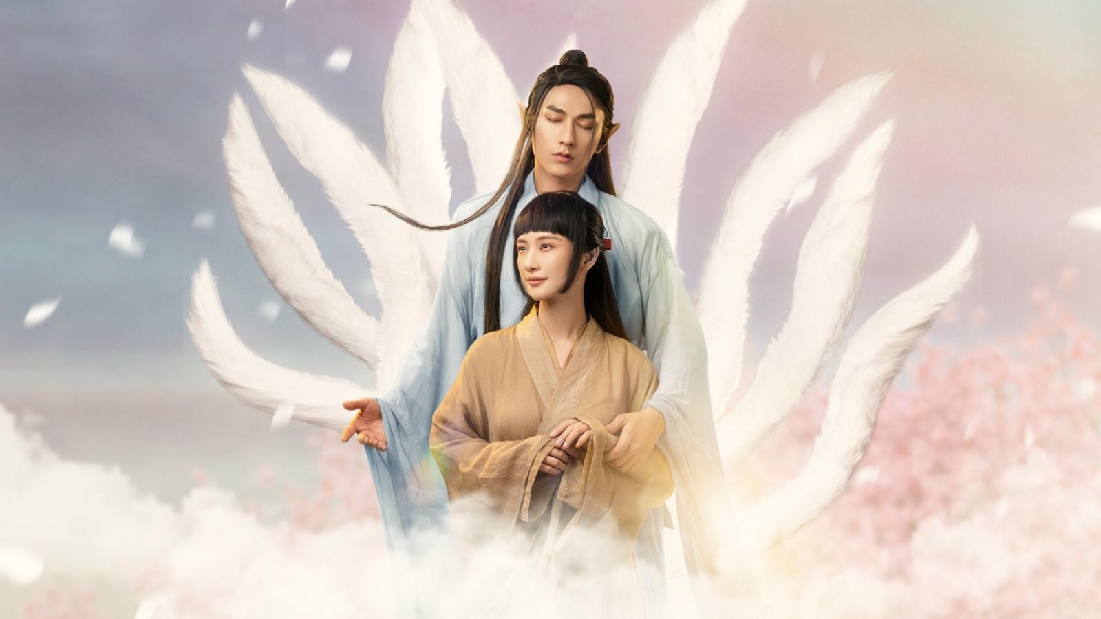 Isaac gây tò mò với cảnh nóng cùng Jun Vũ trong tạo hình yêu quái