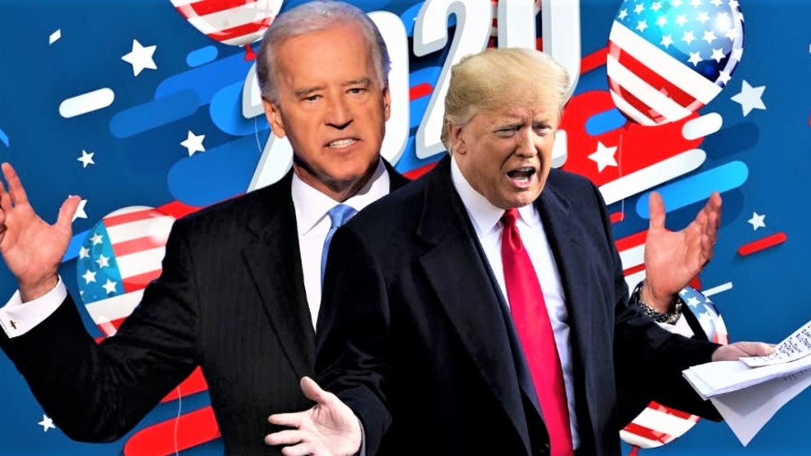 """Phân xử như thế nào nếu hai ứng viên Tổng thống Mỹ """"ngang cơ"""" về số phiếu bầu?"""