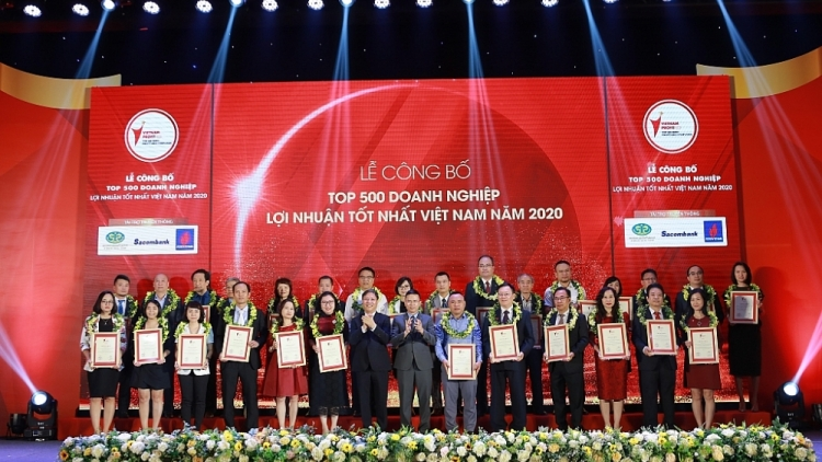 Top 500 most profitable enterprises in Vietnam this year unveiled