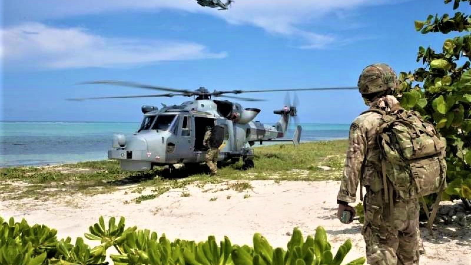 Quân đội Anh thay đổi sách lược quân sự