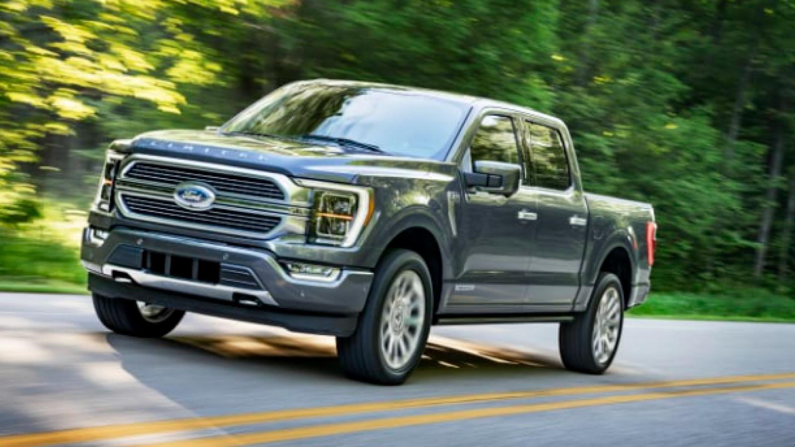 Doanh số Quý III của Ford tăng vượt trội so với đối thủ sau khi phục hồi từ đại dịch