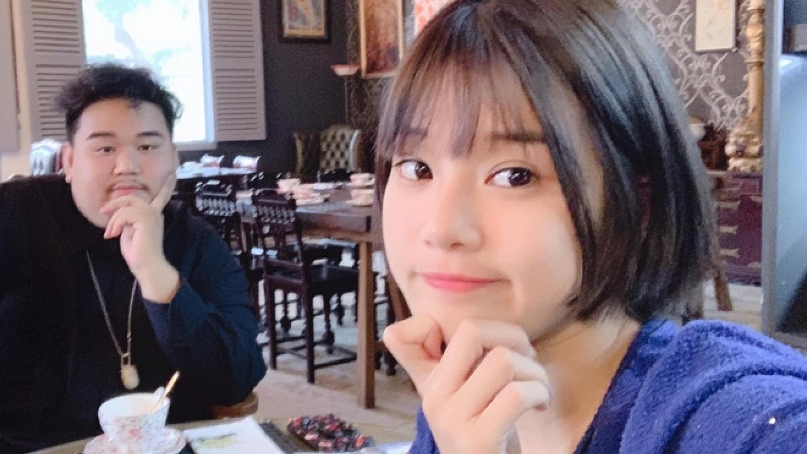 Hoàng Yến Chibi vướng tin hẹn hò rapper Táo