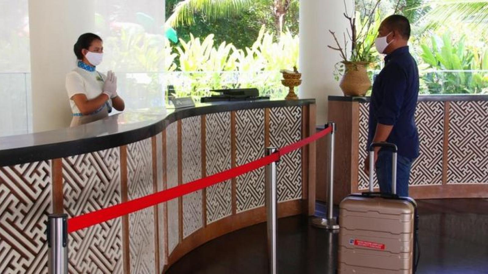 Indonesia tung 3,3 ngàn tỷ Rupiah xử lý tác động Covid-19 với ngành du lịch
