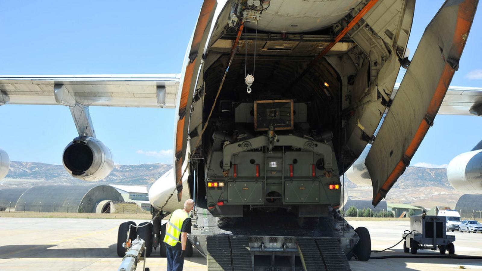 Video: Thổ Nhĩ Kỳ lần đầu tiên thử nghiệm hệ thống phòng không S-400