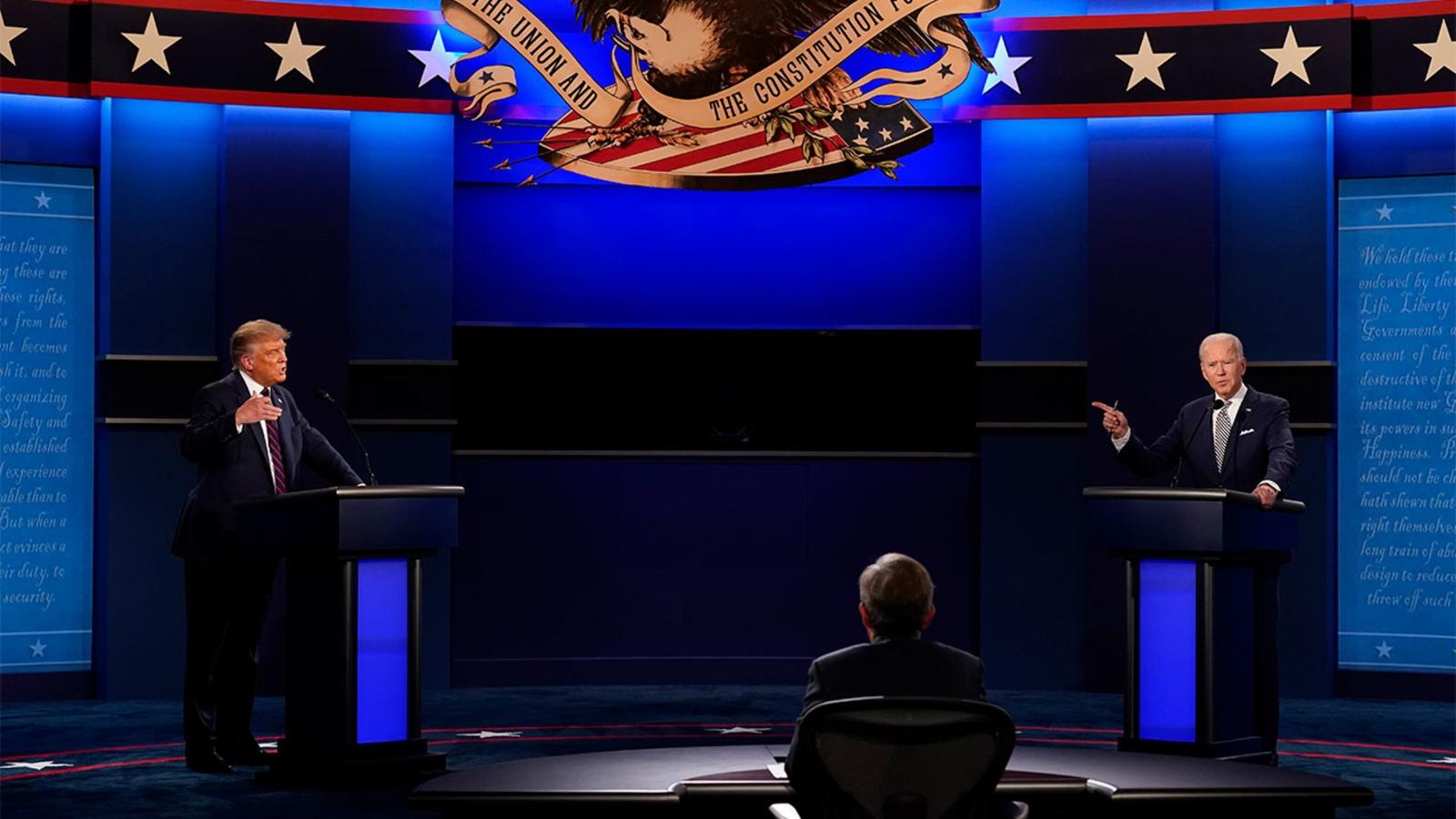 Bầu cử Mỹ: Nhà Trắng đề nghị nối lại cuộc tranh luận tổng thống thứ hai