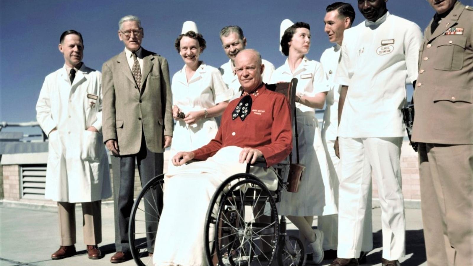 Những Tổng thống Mỹ bị bệnh hoặc mất khả năng làm việc khi đương nhiệm