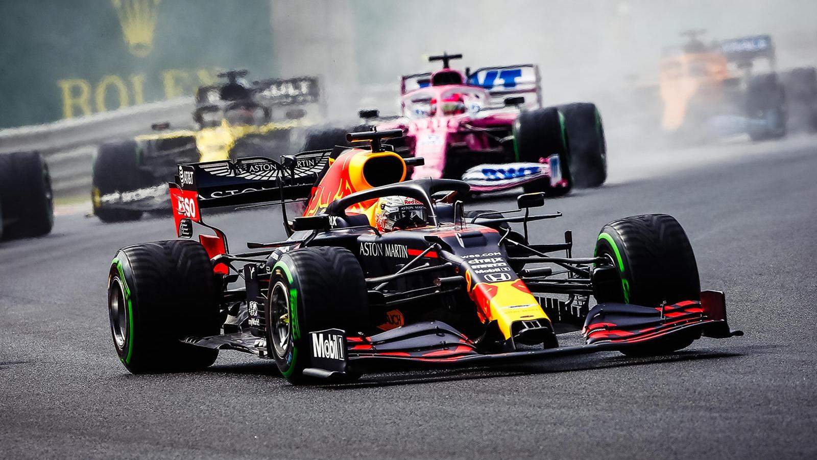 Honda sẽ rút khỏi giải đua Công thức 1 từ năm 2022