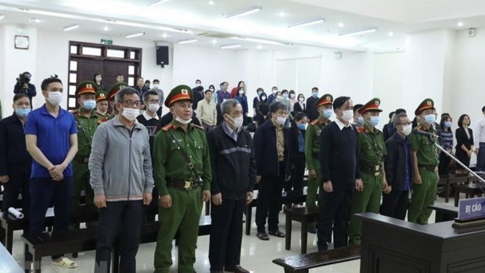 Trial for BIDV case opens in Hanoi
