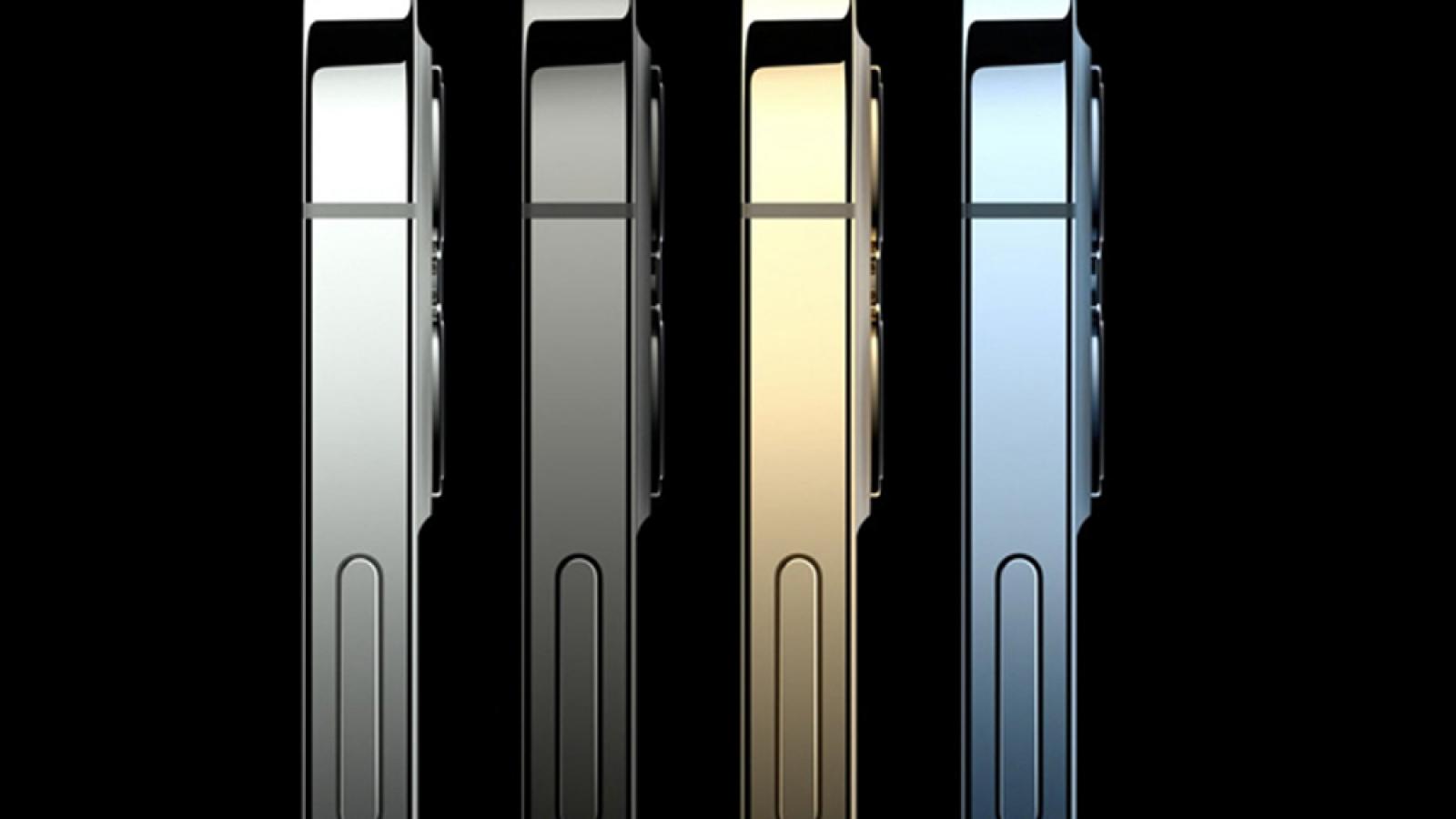 iPhone 12 có nhiều điểm nổi bật khiến giới mê công nghệ thích thú