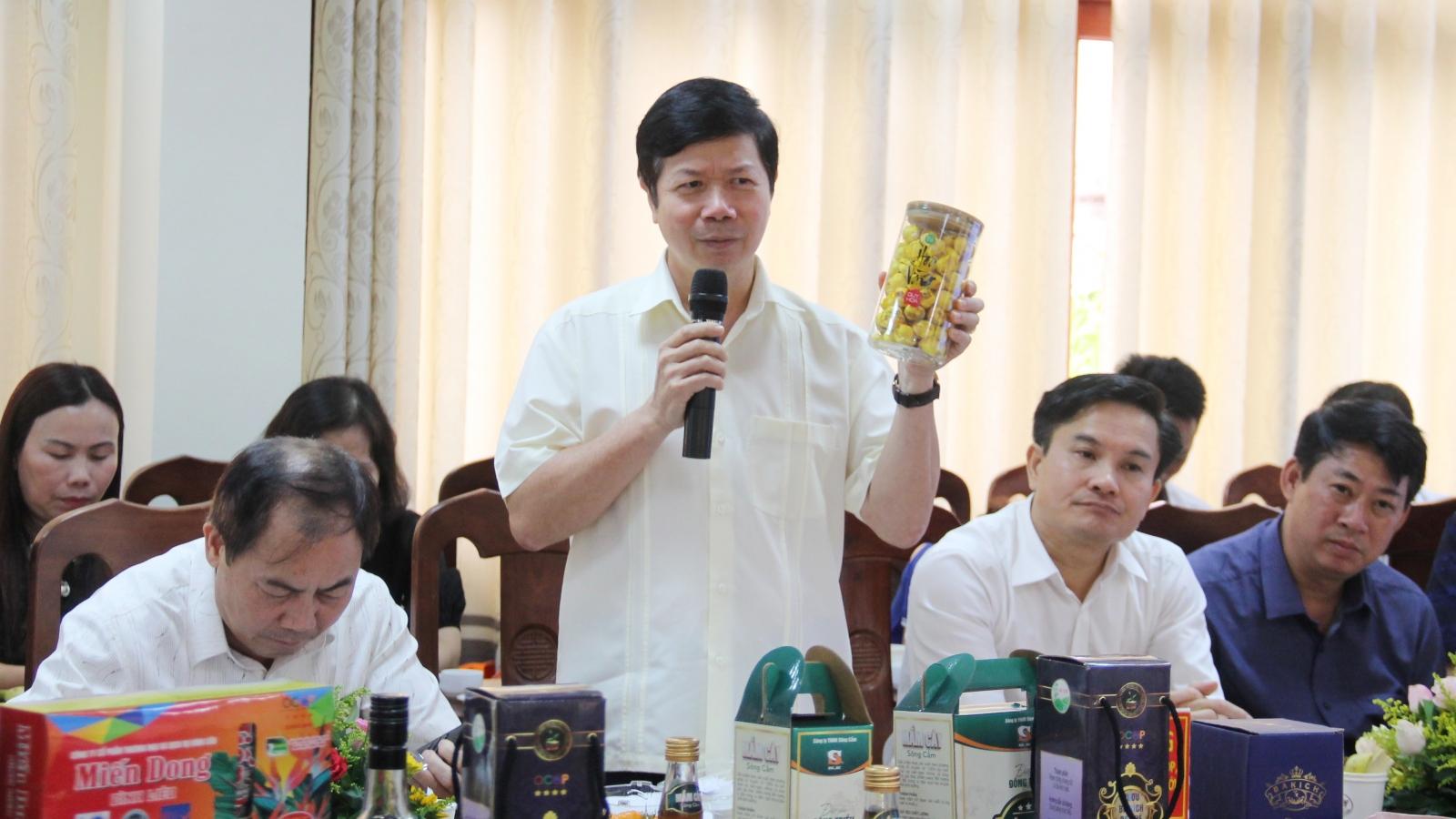 ĐắkLắk – Quảng Ninh hợp tác kết nối tiêu thụ sản phẩm OCOP