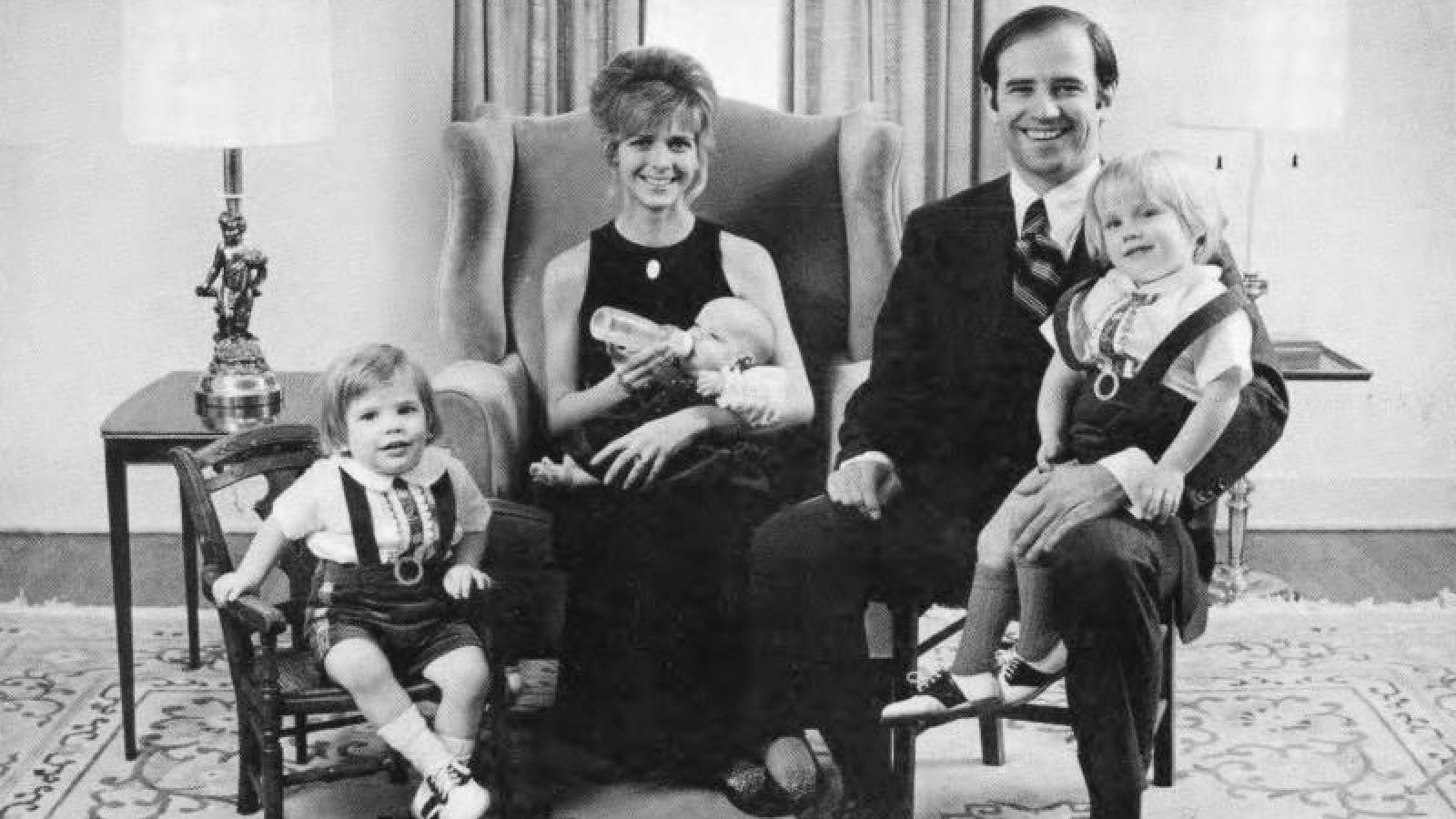 Điều ít biết về người vợ xấu số có ảnh hưởng lớn đến sự nghiệp của ông Joe Biden