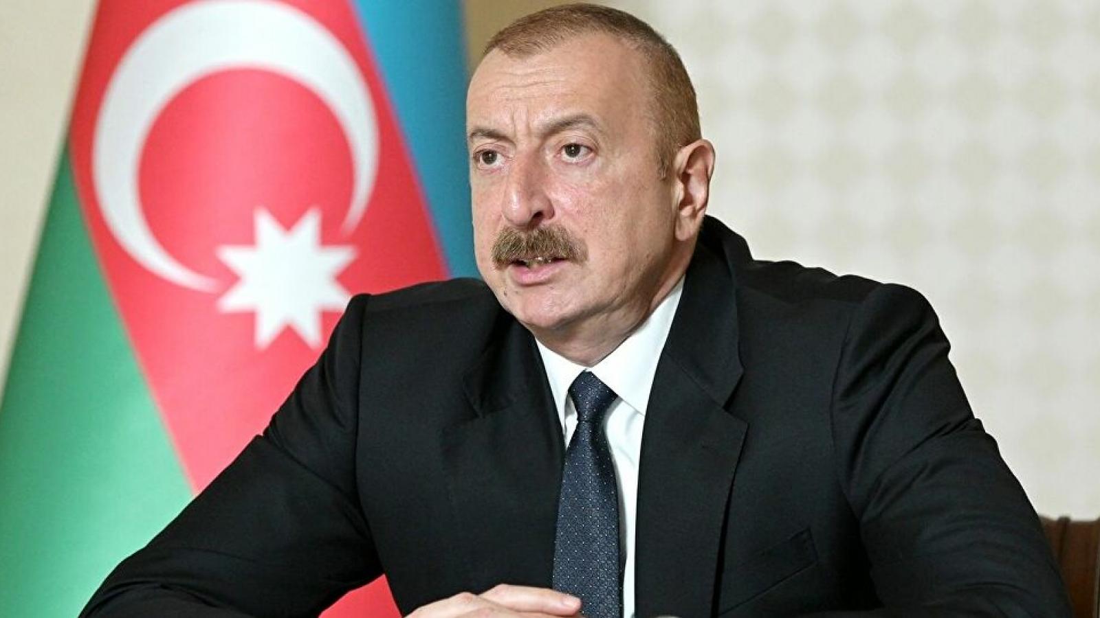 Azerbaijan tuyên bố giành quyền kiểm soát 7 ngôi làng gần Nagorno-Karabakh