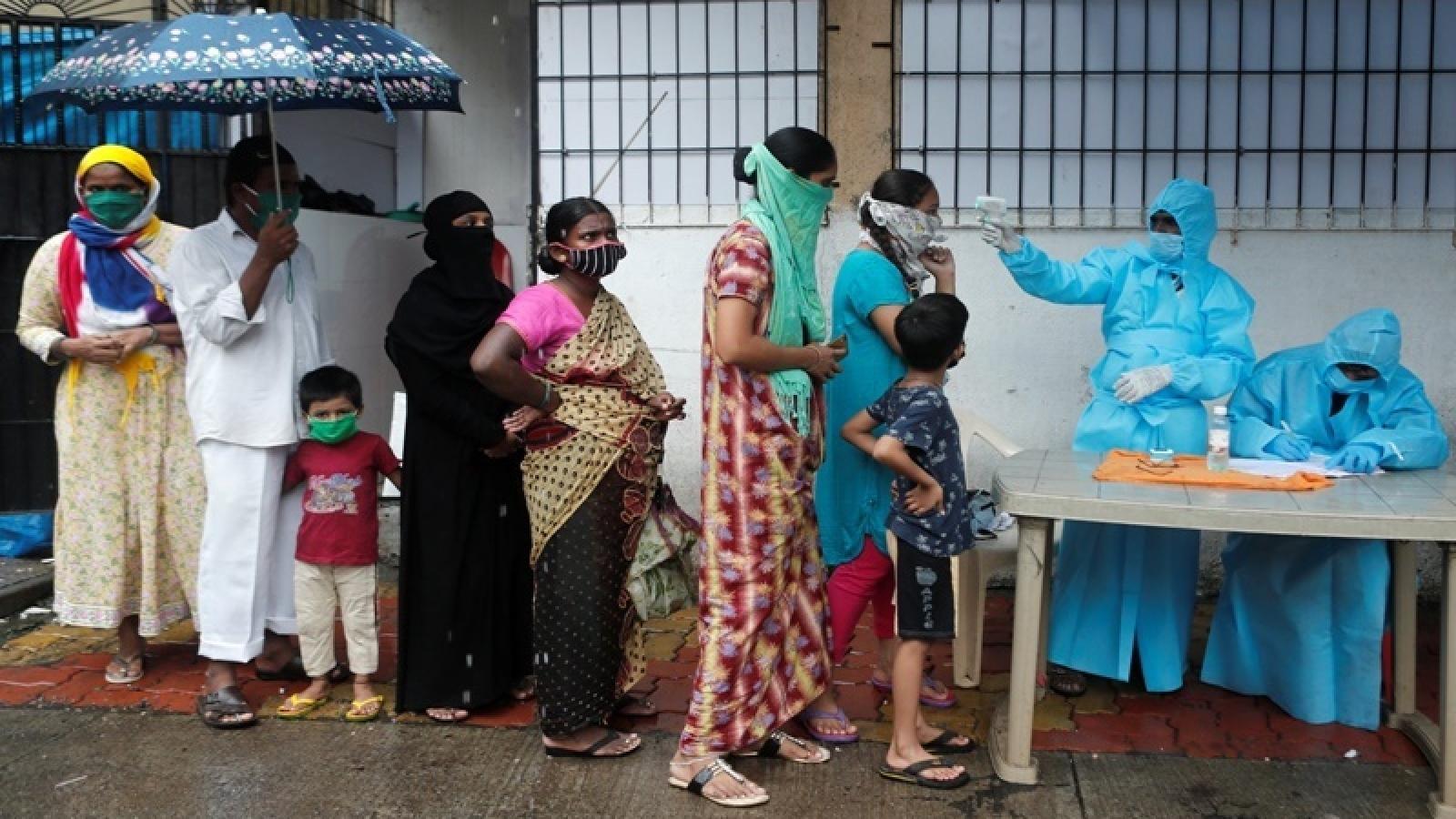 Số ca Covid-19 ở Ấn Độ vượt 7 triệu người, kinh tế bị ảnh hưởng nặng nề