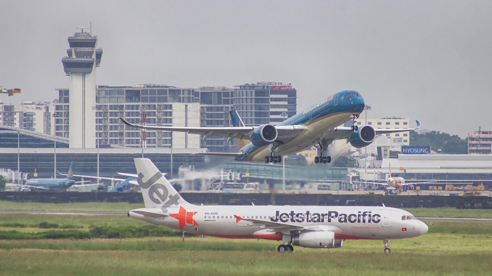 Hủy hàng loạt chuyến bay đi, đến từ Vinh, Huế và Đà Lạt do thời tiết xấu