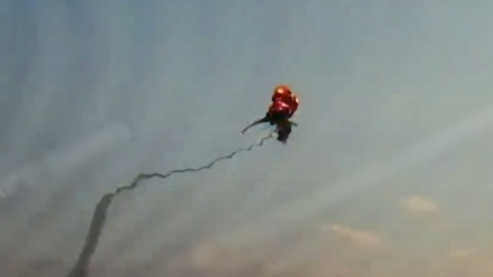 Video: Phòng không Armenia bắn hạ máy bay không người lái của Azerbaijan