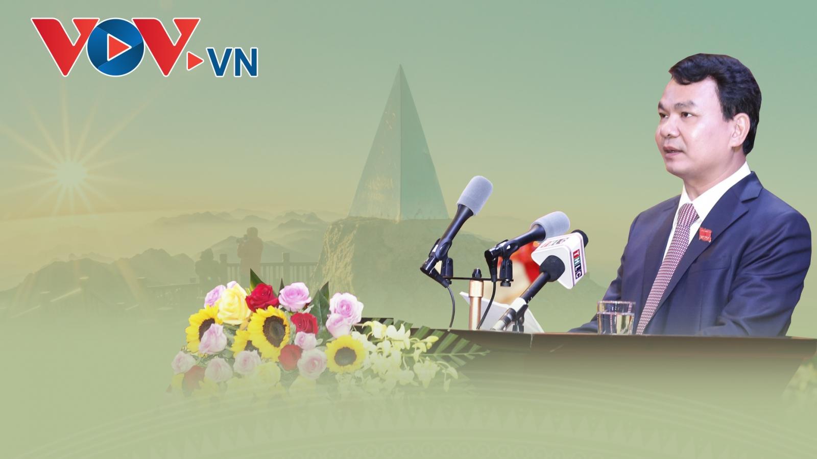 Sự nghiệp chính trị của tân Bí thư Tỉnh ủy Lào Cai Đặng Xuân Phong