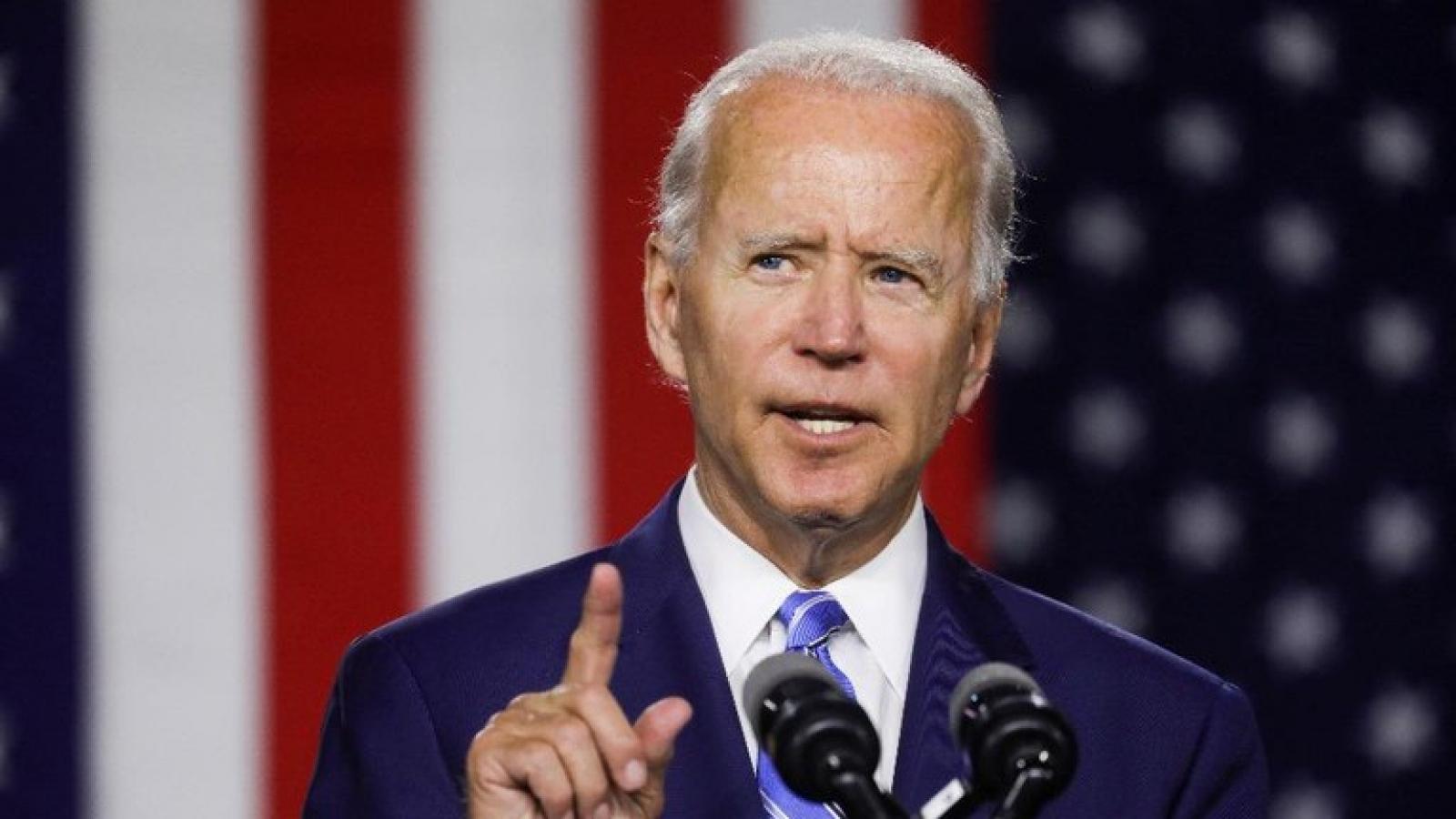 Ông Biden dự đoán ông Trump vẫn có thể chiến thắng bầu cử Mỹ