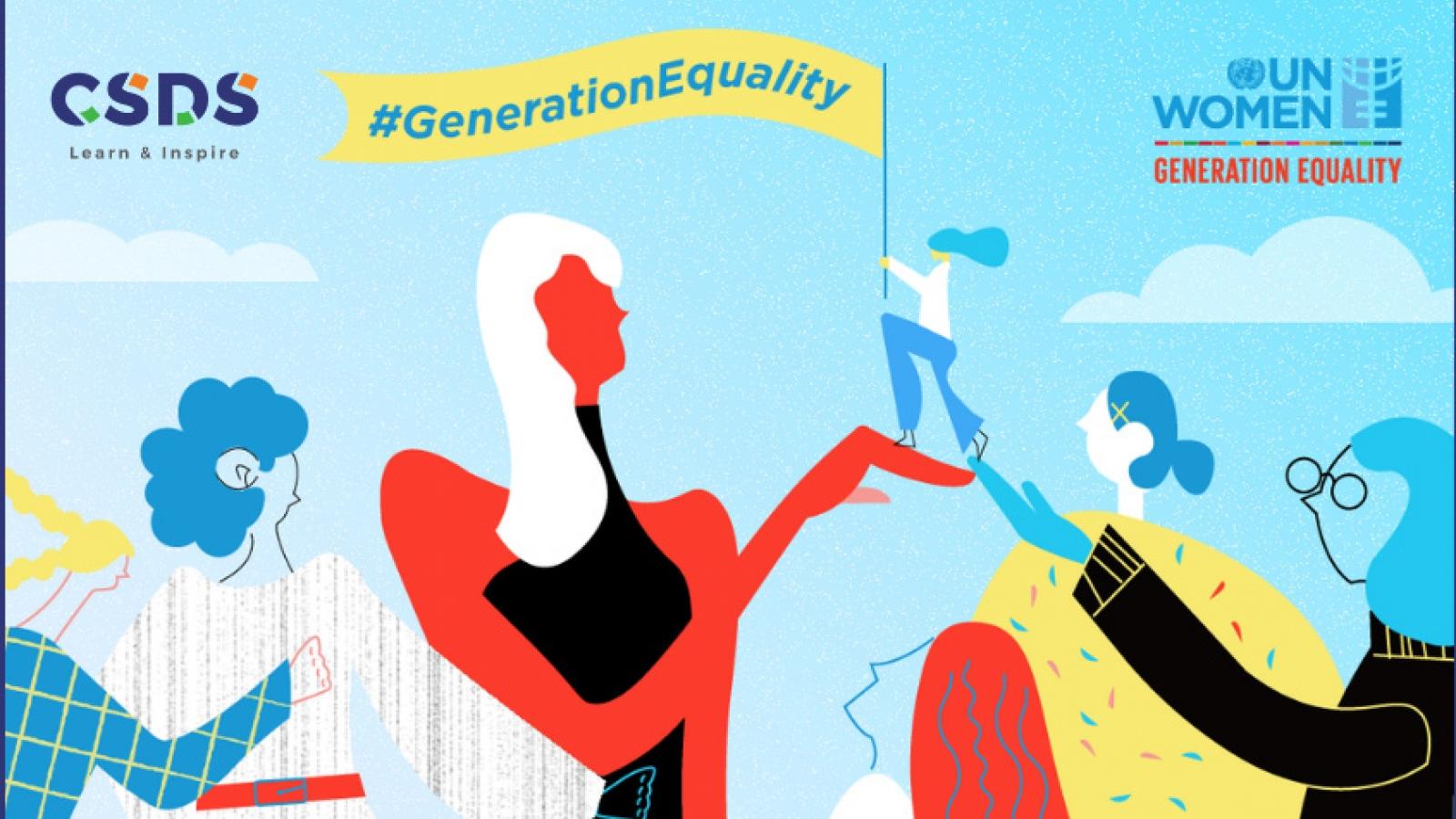UN Women tiếp tục hỗ trợ Việt Nam thúc đẩy bình đẳng giới