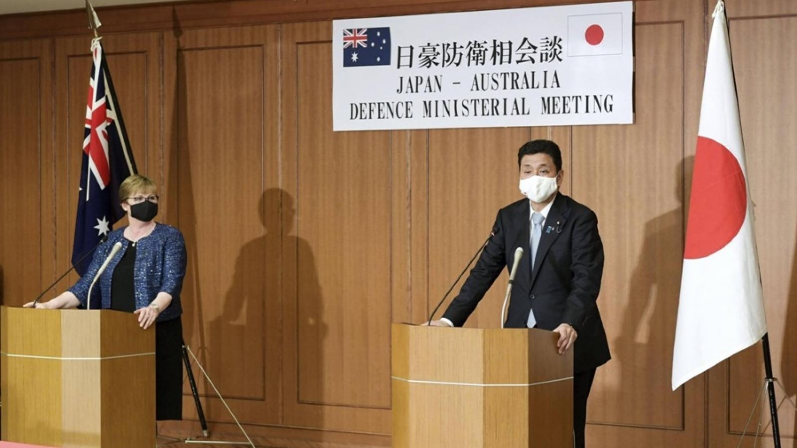 Australiathúc đẩy hợp tác quốc phòng với các nước trong khu vực