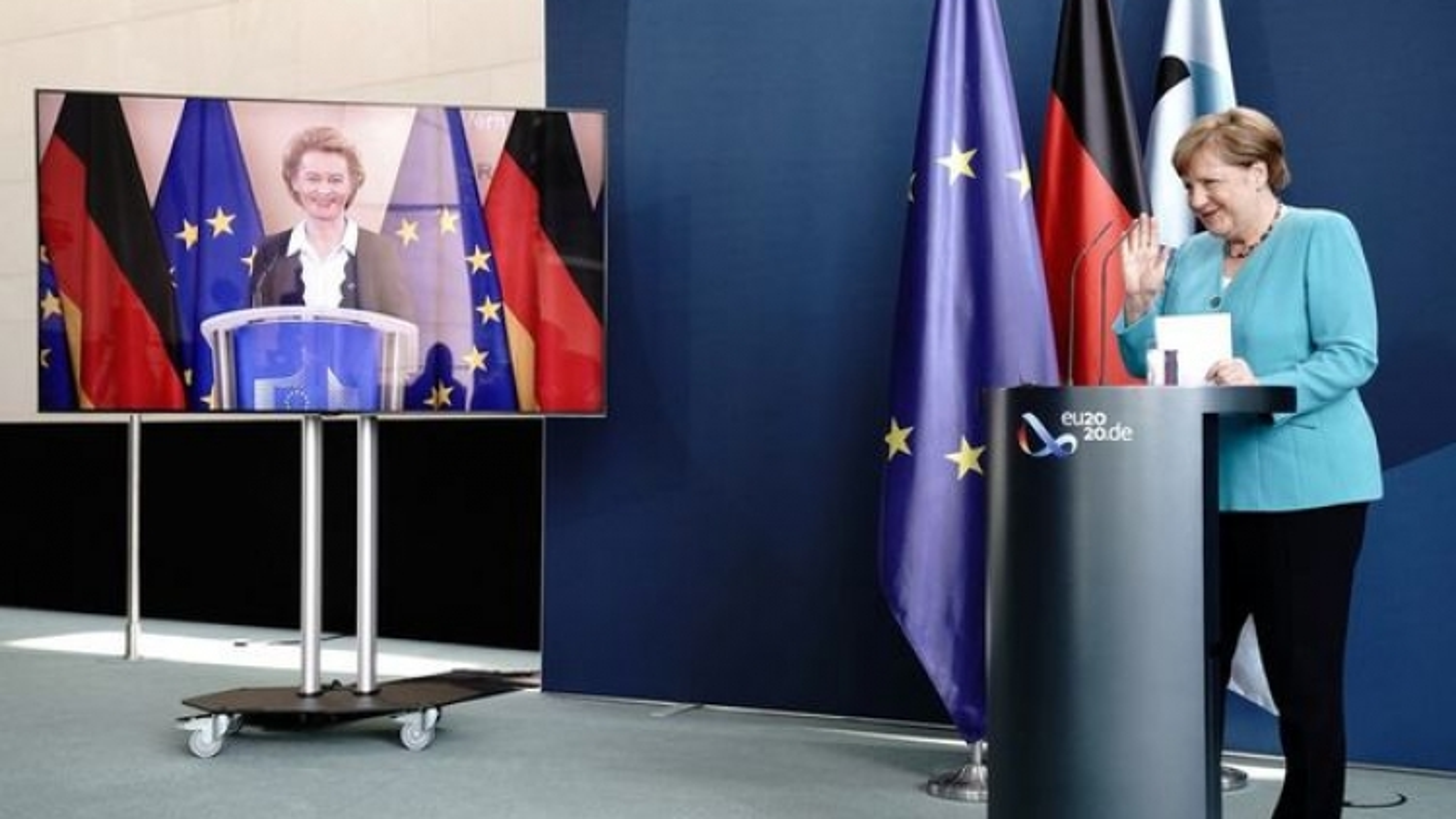Nước Đức sau 30 năm thống nhất: Món quà cho châu Âu
