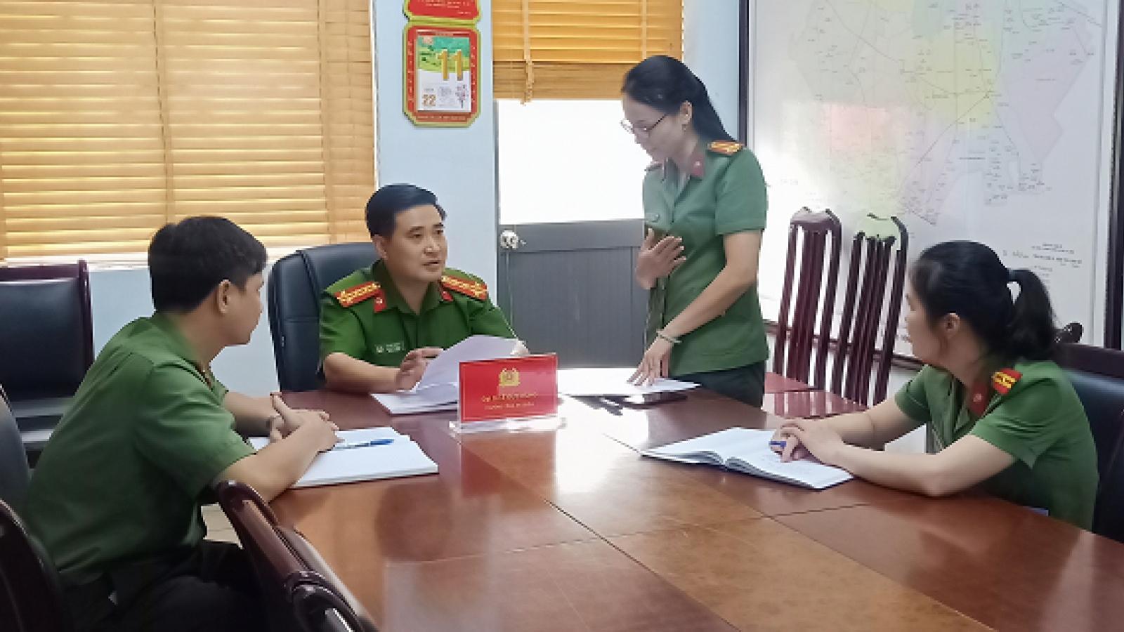 Trưởng công an quận Bắc Từ Liêm: Trực tiếp phá án, không nề gian khổ